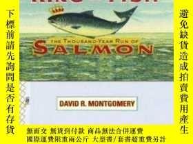二手書博民逛書店King罕見Of FishY364682 David Montgomery Basic Books 出版20
