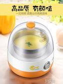 早餐機煮蛋器 家用迷你蒸蛋器 小型早餐雞蛋羹機多功能自動斷電神器 艾維朵