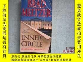 二手書博民逛書店英文原版書罕見BRAD MELTZER INNER CIRCLE