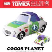 TOMICA 多美小汽車 玩具總動員 巴斯光年 跑車 迪士尼夢幻小車 小汽車 COCOS TO175