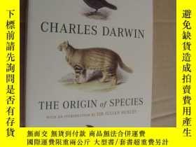 二手書博民逛書店THE罕見ORIGIN OF SPECIES 原版Y85718