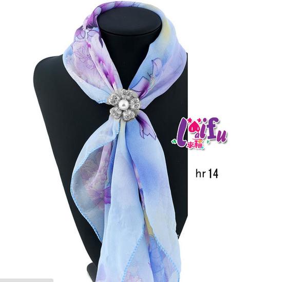 來福絲巾扣,H735絲巾扣多款絲巾環領巾環扣,售價199元