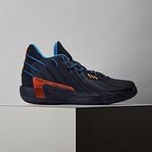Adidas Dame 7 Lights Out 男 深藍 避震 運動 籃球鞋 FZ1103
