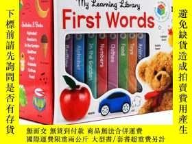 二手書博民逛書店兒童英文原版繪本罕見My Learning Library Fi