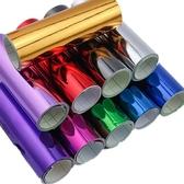 汽車改色膜全車膜改裝電鍍膜車身改色膜車頂貼紙 萬客居