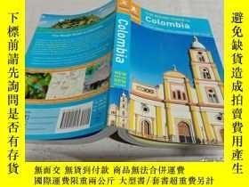 二手書博民逛書店THE罕見ROUGH GUIDE to Colombia(哥倫比亞粗略指南)Y212829