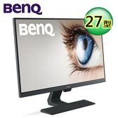 【BenQ】GW2780 27型 IPS LED 輕薄光智慧護眼螢幕 【買再送折疊收納購物袋】