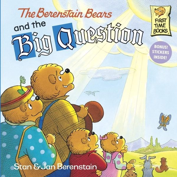 The Berenstain Bears and the Big Question (英文版)