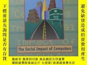 二手書博民逛書店原版罕見The Social Impact of Compute