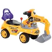 兒童玩具挖掘機可坐可騎寶寶大號挖機音樂男孩挖土機【英賽德3C數碼館】