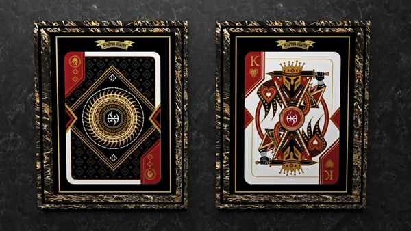 【USPCC撲克】 The Master Series - Lordz by De vo (Limited Edition) Playing