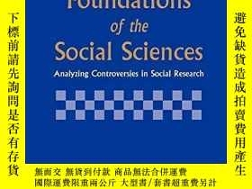 二手書博民逛書店Philosophical罕見Foundations Of The Social SciencesY25626