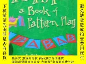 二手書博民逛書店A-B-A-B-A-罕見A Book of Pattern Pl