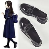 牛津鞋/紳士鞋 英倫風小皮鞋日系女jk2020年春季新款學生2021百搭單鞋子ins潮冬