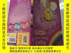 二手書博民逛書店lizzie罕見the sweet treats fairy 甜心公主Y200392