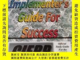 二手書博民逛書店罕見ERP:A~ZImpLementer s.Guide.for