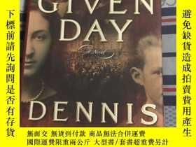 二手書博民逛書店The罕見Given Day【給定的一天】英語原版 毛邊書Y22