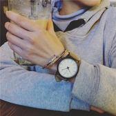 韓國女學生簡約大錶盤個性潮流情侶手錶時尚風潮男錶 滿598元立享89折