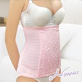 【露娜斯】強效塑腰性感小腰激S曲線束腹腰夾【粉/膚】台灣製 F9828