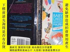 二手書博民逛書店Baby罕見Cakes: armistead maupin(詳見