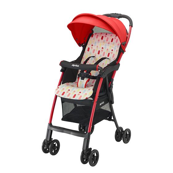 【愛吾兒】Aprica Magical air S 新境界 嬰幼兒超輕量手推車-輕雪糕