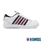 【超取】K-SWISS Court Lite CMF時尚運動鞋-女-白/藍/紅