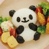 arnest能干小熊貓飯團模具 日本便當壽司DIY工具 可愛寶寶米飯模【小梨雜貨鋪】