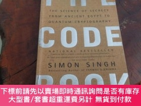 二手書博民逛書店The罕見Code Book:The Science of Secrecy from Ancient Egypt