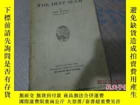 二手書博民逛書店THE罕見DEEP SEAM BY JACK BETHEA(19