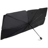 高遮光汽車遮陽傘(大-140x75cm)1入【小三美日】