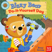 Bizzy Bear:Do-It-Yourself Day 動手做做看 熊熊新奇操作書(美國版)