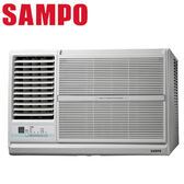 【SAMPO聲寶】5-7坪定頻左吹窗型冷氣AW-PC36L