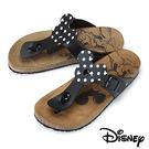 Disney - 可愛點點米奇剪影造型軟...