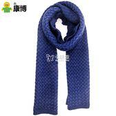 男士圍巾 生產新款提花保暖針織圍巾 秋冬純色男女士圍脖 卡菲婭