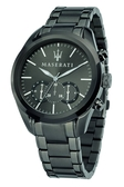 【Maserati 瑪莎拉蒂】/經典三眼錶(男錶 女錶 手錶 Watch)/R8873612002/台灣總代理原廠公司貨兩年保固