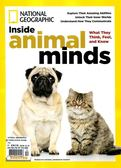 NATIONAL GEOGRAPHIC 第12期:Inside animal minds