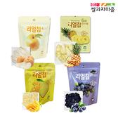 韓國 米餅村 無添加水果脆片 (梨子/芒果/藍莓/鳳梨)