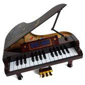 仿真鋼琴可彈奏早教迷你玩具小鋼琴初學電子琴嬰幼兒童樂器音樂七夕節下殺89折