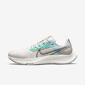 Nike Air Zoom Pegasus 38 Mfs [DC4566-100] 女鞋 慢跑鞋 運動 休閒 輕量 灰白