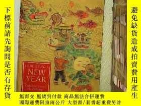 二手書博民逛書店LONG-LONG S罕見NEW YEAR 龍龍新年Y203004