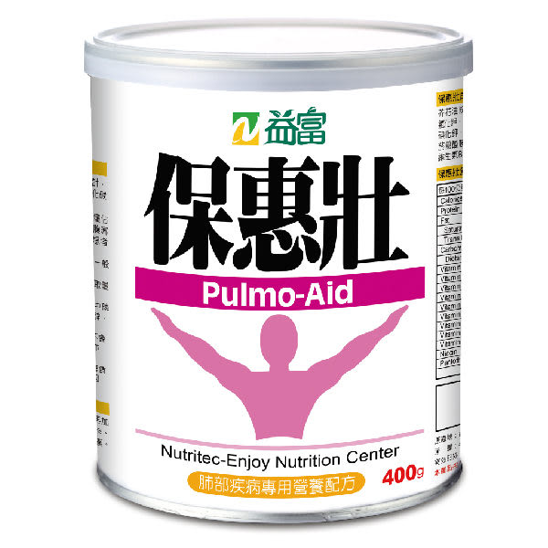 益富 保惠壯 (400g/ 單罐)【杏一】