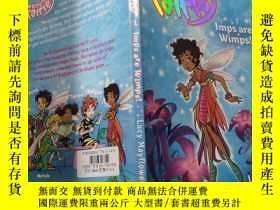 二手書博民逛書店Naughty罕見Fairies 1 Imps are Wimps:淘氣的精 靈1小鬼是懦夫.Y200392