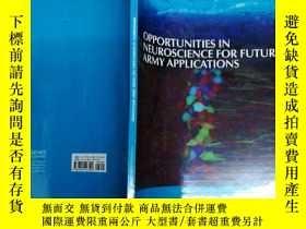 二手書博民逛書店Opportunities罕見in Neuroscience f