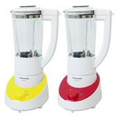 【Panasonic國際牌】1300ml玻璃杯果汁機 MX-XT301亮綠色G
