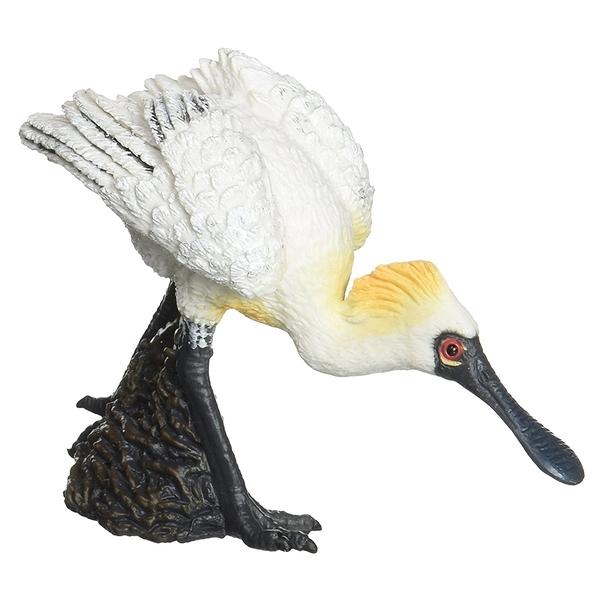 《 COLLECTA 》黑面琵鷺(走路)╭★ JOYBUS玩具百貨