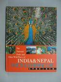 【書寶二手書T1/地理_ZHY】印度及尼泊爾國家公園_畢斯瓦吉特‧羅尹‧喬杜里