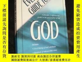 二手書博民逛書店THE罕見EVERYDAY GUIDE TO GOD 英文原版