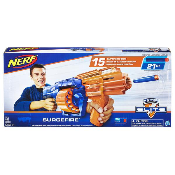 1-2月特價 NERF樂活射擊對戰 N-Strike Elite 菁英神射系列 火浪衝鋒 TOYeGO 玩具e哥