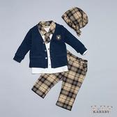 【金安德森】KA秋冬彌月禮盒-帥氣領帶三件式套裝(共二色)