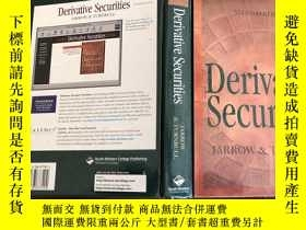 二手書博民逛書店Derivative罕見Securities second ed